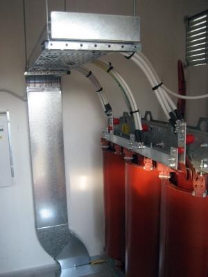 trasformatore cabina