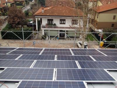 Impianto fotovoltaico a Riese Pio X (TV)