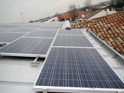 posa pannelli fotovoltaici