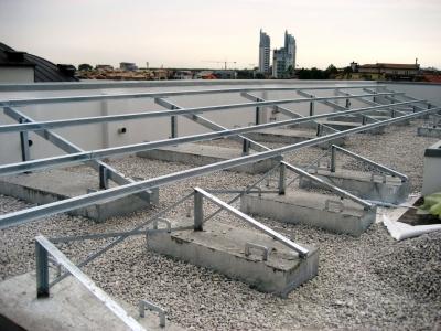 impianto fotovoltaico al laguna park di jesolo